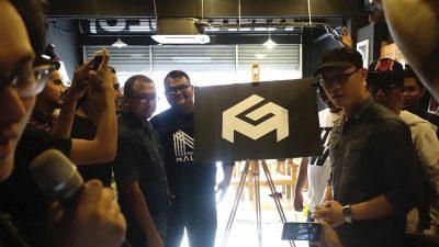 Sekitar Majlis Pelancaran Logo Rasmi Grafik Malaya