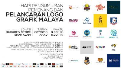 Pelancaran Logo Rasmi Grafik Malaya